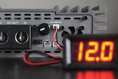 Z-PS Volt Meter