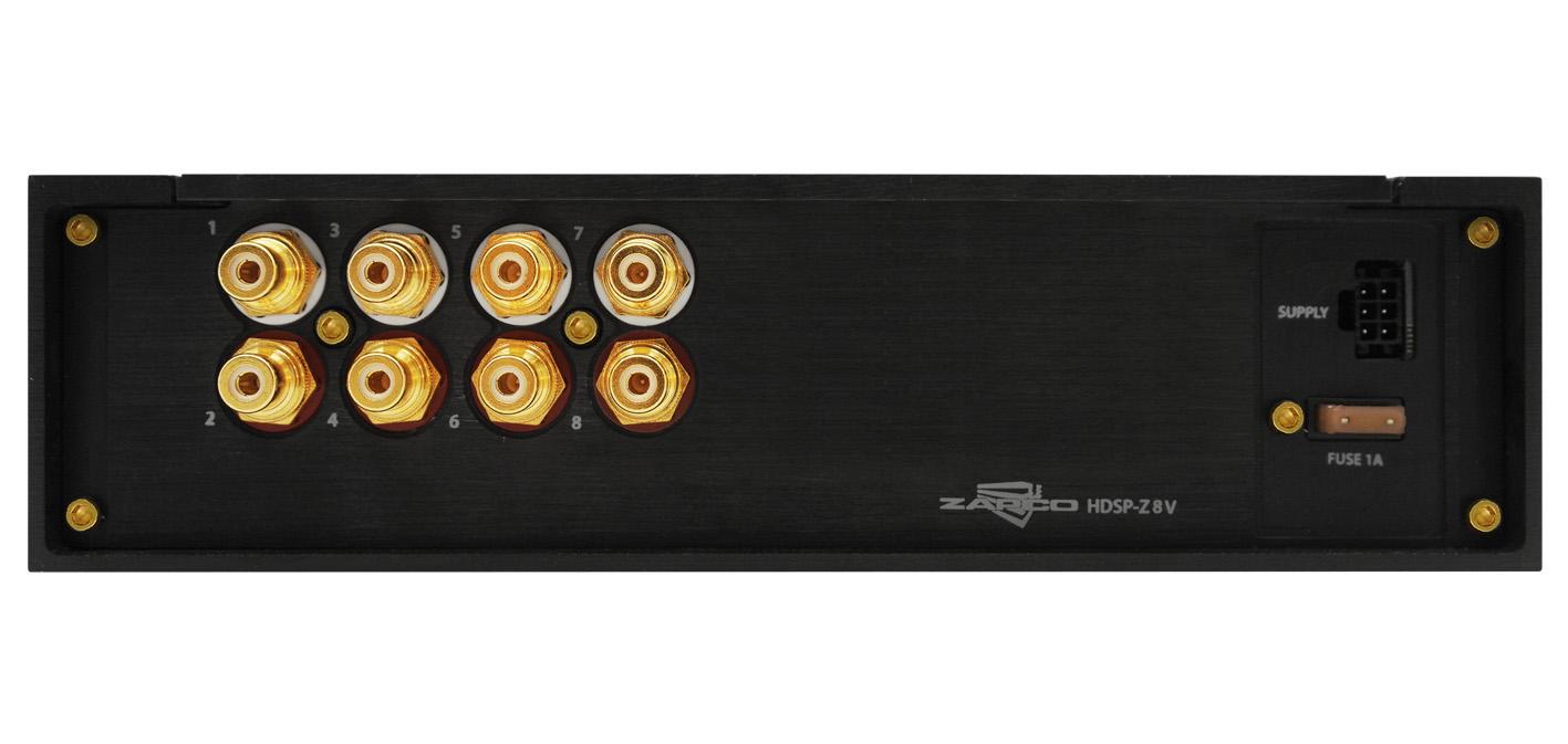HDSP-Z16 V D-8A Outputs
