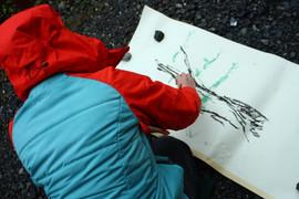 Gayle drawing on floor SML.jpg