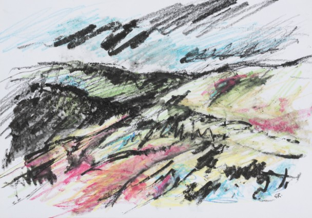 The Bwlch by Gayle Rogers
