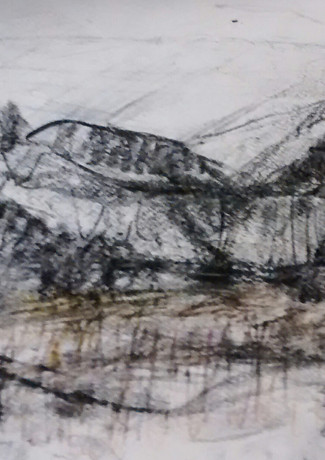 Afan Valley drawing by Gayle Rogers.jpg