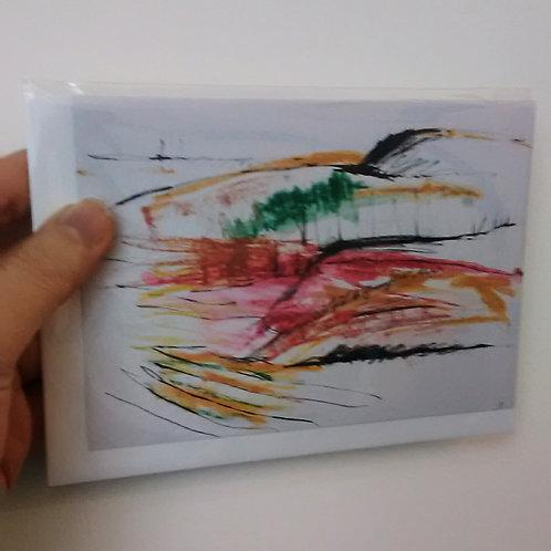 Art Card 'Land' (small)