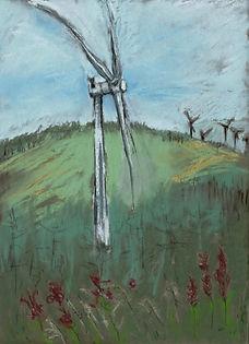 Wind Turbine Gayle Rogers.jpg