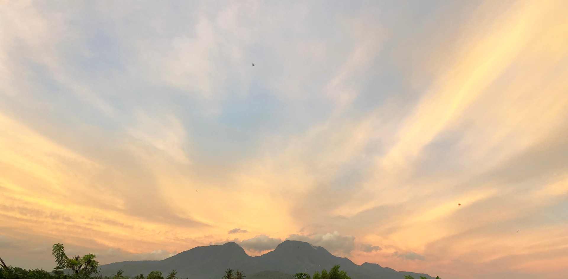 Seraya Mountains/Lempuyang temple