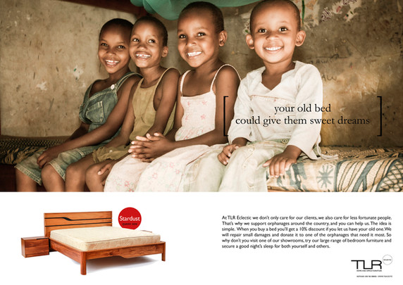When a furniture store makes a difference.