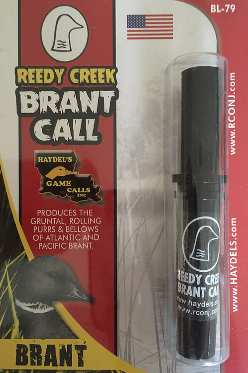 Reedy Creek Brant Call