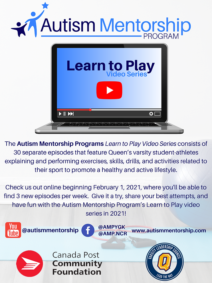 Learn to Play video series poster extend