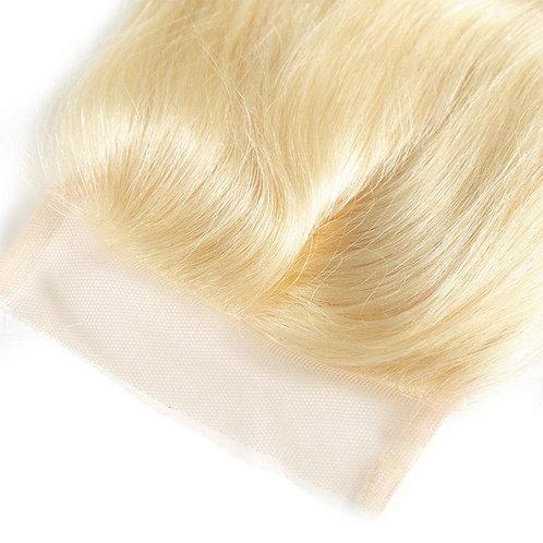 Closure - Straight (#613 Blonde)