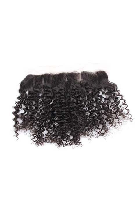 Frontal - Brazilian Curly (Natural 1B)