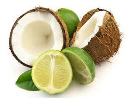 Lime + Coconut Organic Body Wash-8 oz
