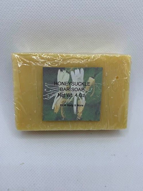 Honeysuckle Bar Soap