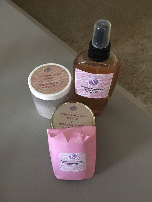 Dream Face Skincare Collection