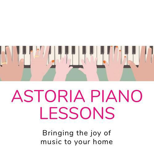 1 HOUR - TRIAL PIANO LESSON