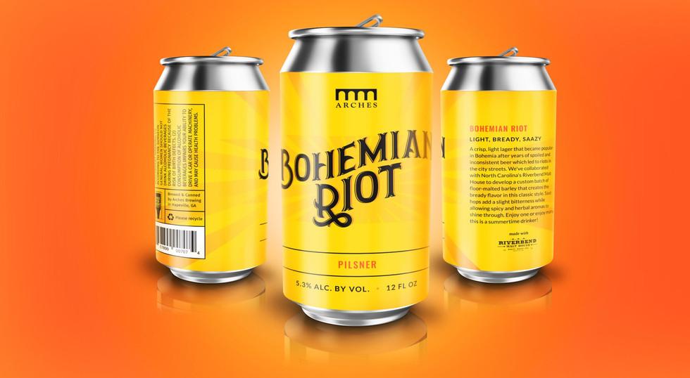 Bohemian Riot