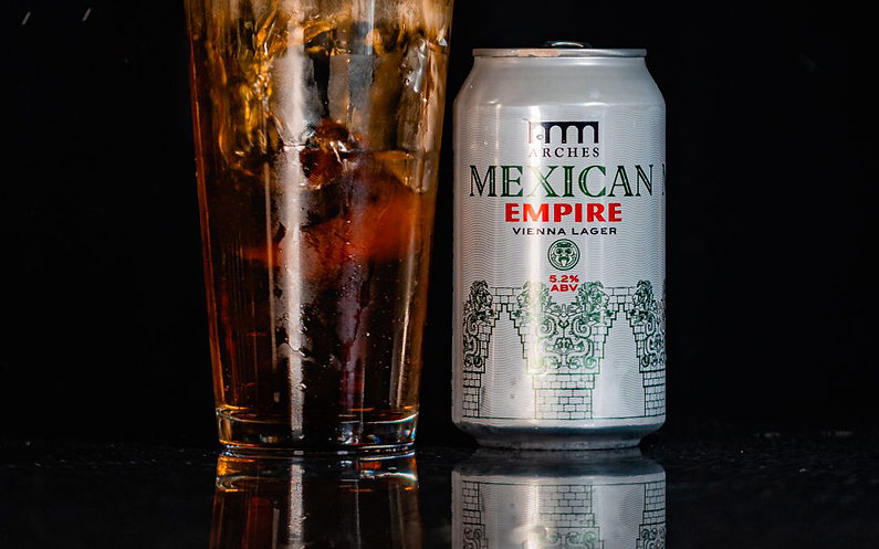 Arches Brewing Mexican Empire