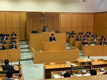12月議会【一般質問】