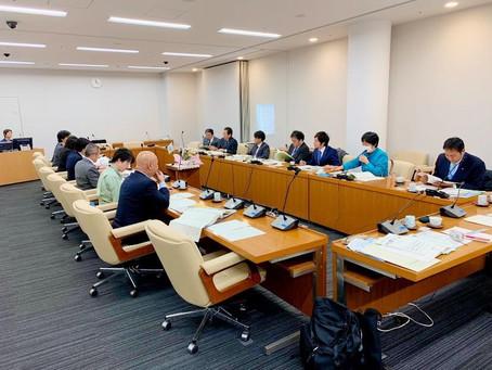 建設経済常任委員会 関東視察