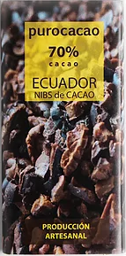 Chocolate Amargo 70%
