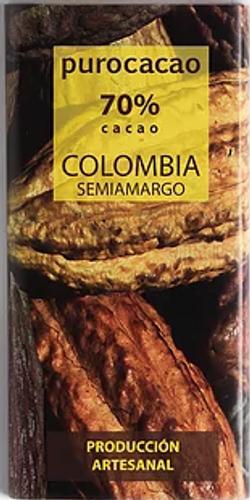 Chocolate Amargo 70$