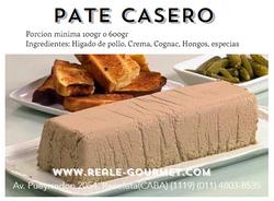 PATE CASERO