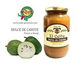 DULCE DE CAYOTE