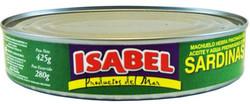 SARDINAS ISABEL