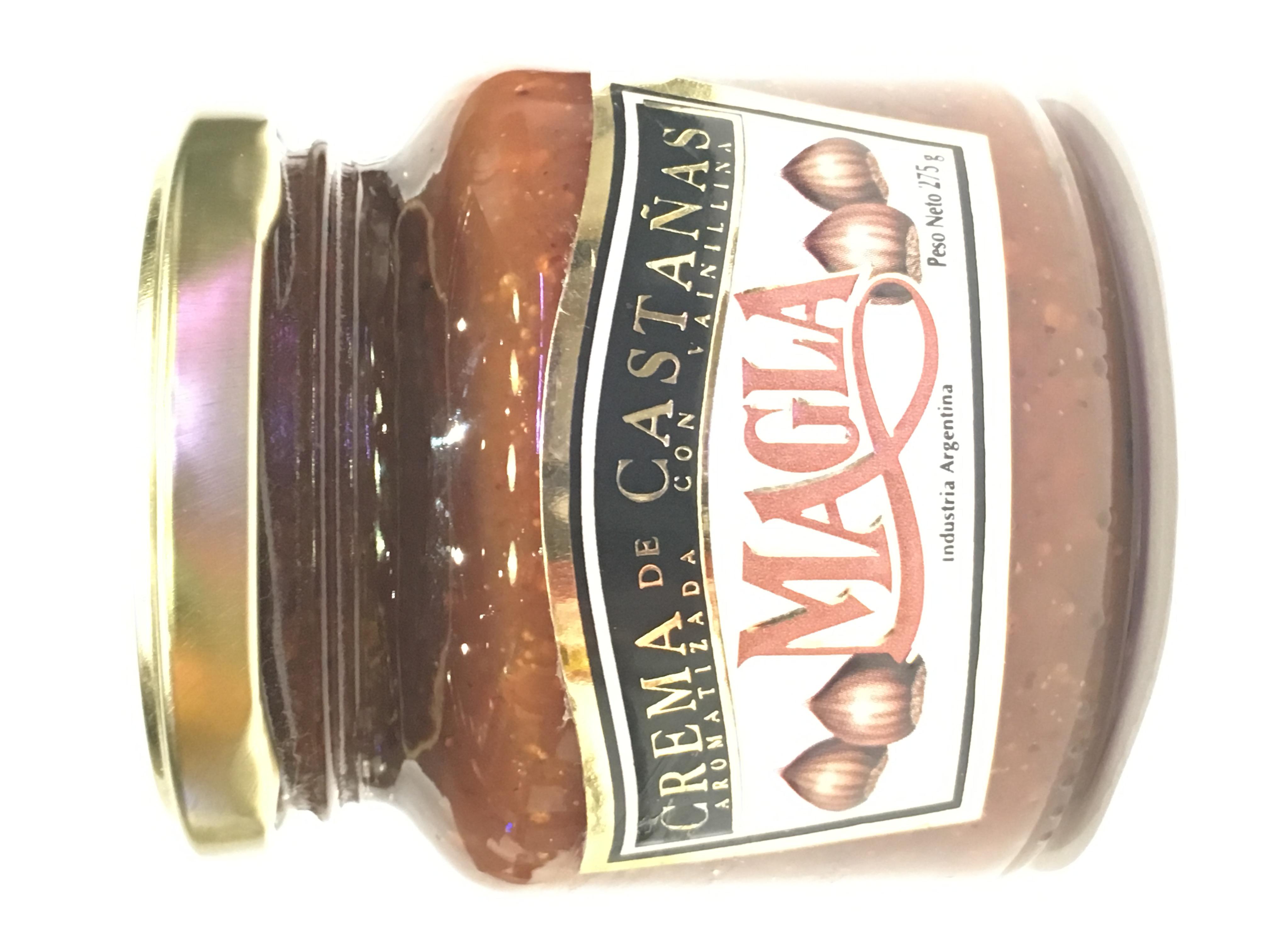 Crema de Castaña