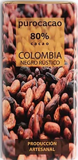 Chocolate Amargo 80%