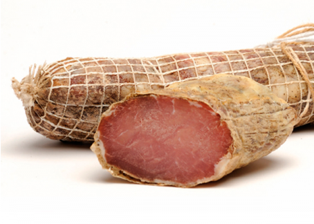 Lomo curado iberico