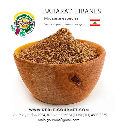 BAHARAT LIBANES