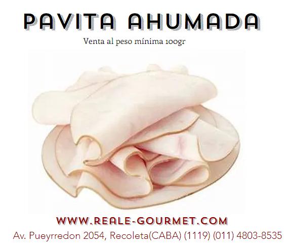 PAVITA AHUMADA