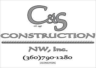 C&S Costruction NW, Inc. Logo
