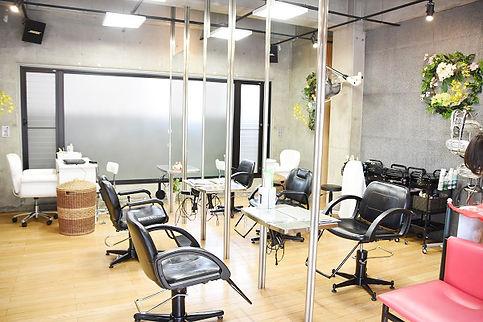 美容室 RUN 桜ヶ丘店3