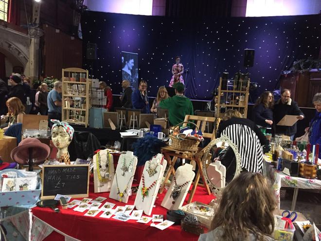 Burton Vintage,Retro & Craft Fair