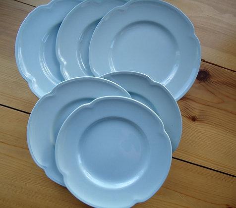 Johnson's Dawn tea Plates