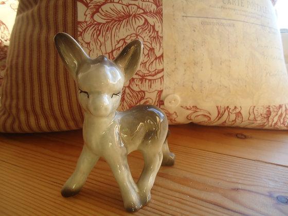 Kitsch china donkey