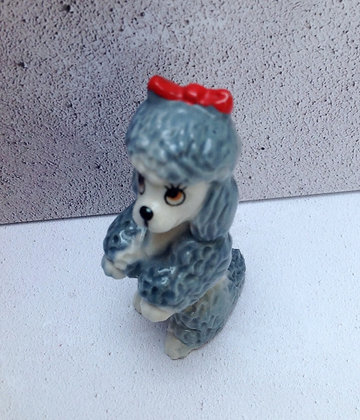 Wade whimsie Fifi vintage poodle