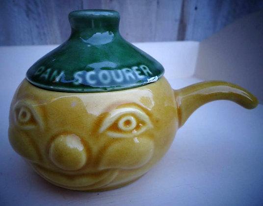 Vintage Secla Pan Scourer Holder
