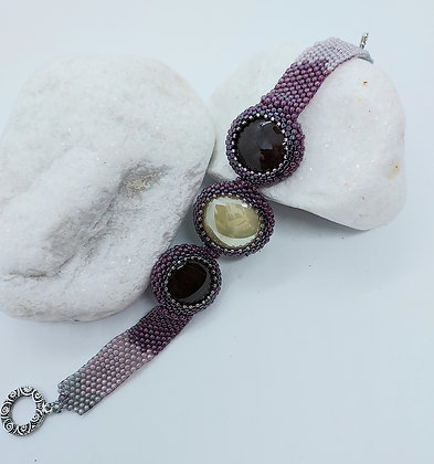 Triple beaded Bracelet