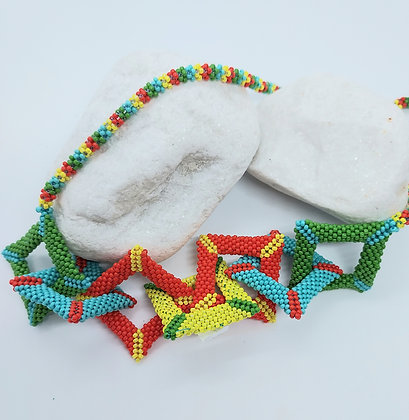 Interlinked Necklace