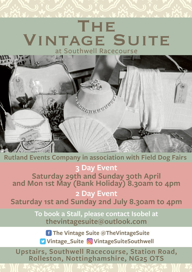 The Great Southwell Racecourse Antique and Vintage weekend