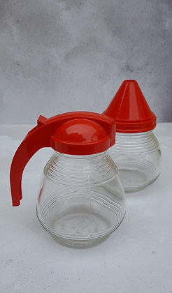 Vintage Creamer and Sugar shaker