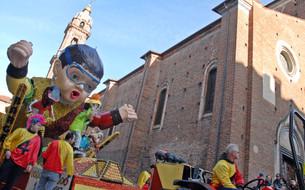 Gli appuntamenti in città per festeggiare il Carnevale