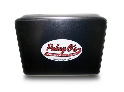 Rectangular Tin - 30 Cookies & Pokey Pop