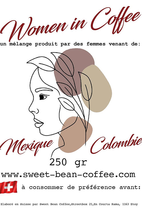 Women in Coffee blend