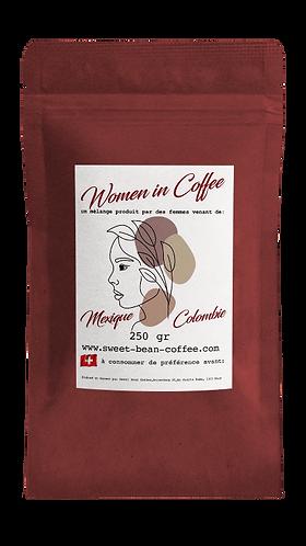 Women in Coffee blend