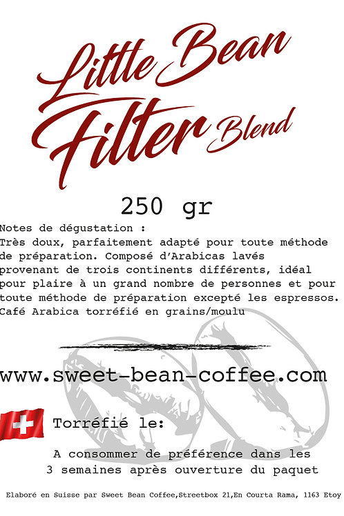 Little Bean Filter Blend