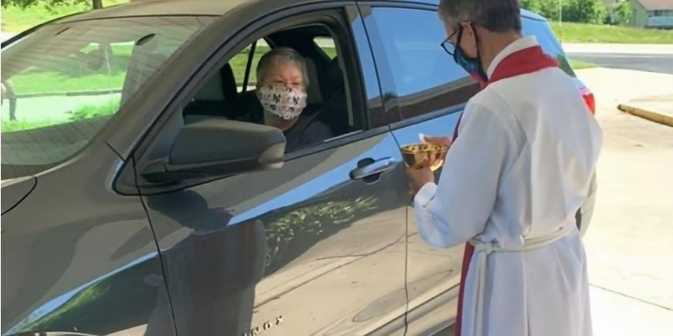 Drive Thru Communion