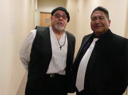 Christopher Ortega & David Nunez