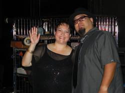 Christine V & Marco Nunez